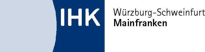 Bildergebnis für ihk logo würzburg