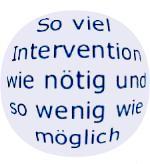 minimalinvasive Interventionen im Change Management