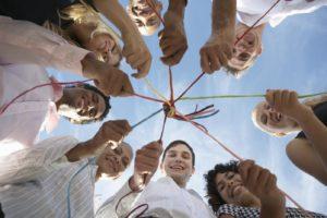 Teamentwicklung begreifbar machen, mit comforming