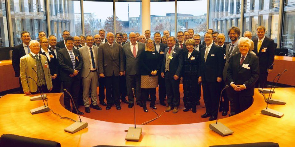 Dialog mit Wirtschaftsminister Altmaier